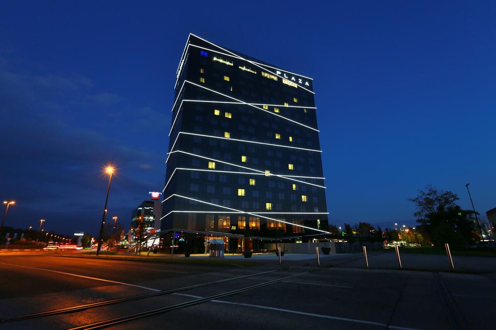 Plaza Hotel, Ljublana