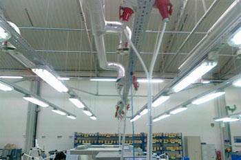 Krmiljenje razsvetljave in varčevanje z energijo