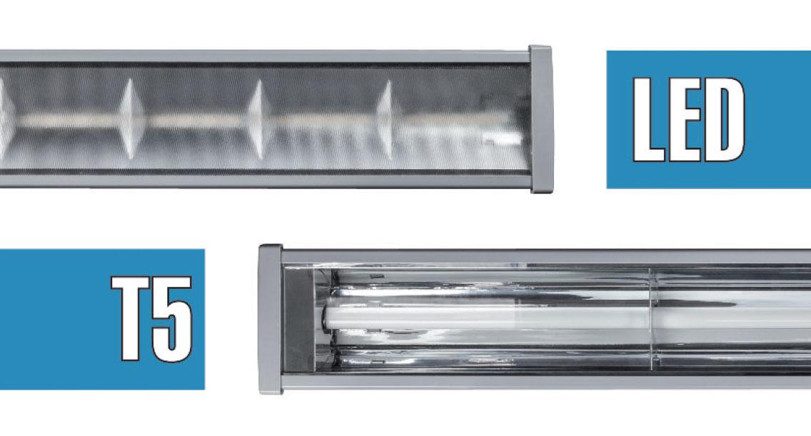 Razsvetljava v industrijskih objektih