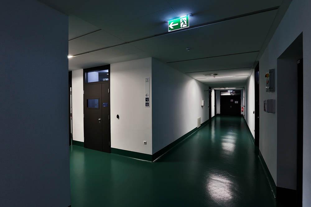 Varnostna razsvetljava objektov