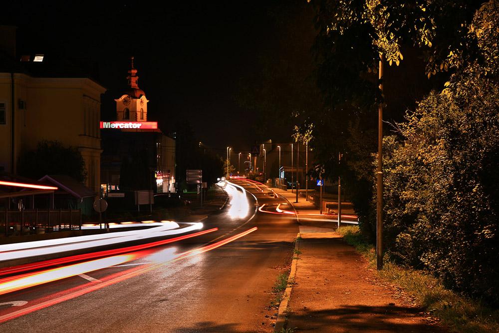 Hoče – Pohorska cesta