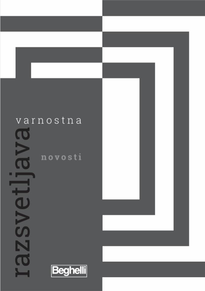 BEGHELLI REVERSO Katalog