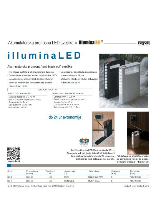 Illuminated Katalog